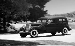 1937 Duesenberg Model J a