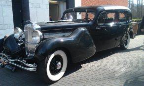 1937 Duesenberg Model J b