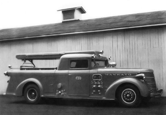 1938 American LaFrance 512CC