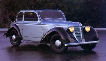 1938 Amilcar Compound Decouvrable F