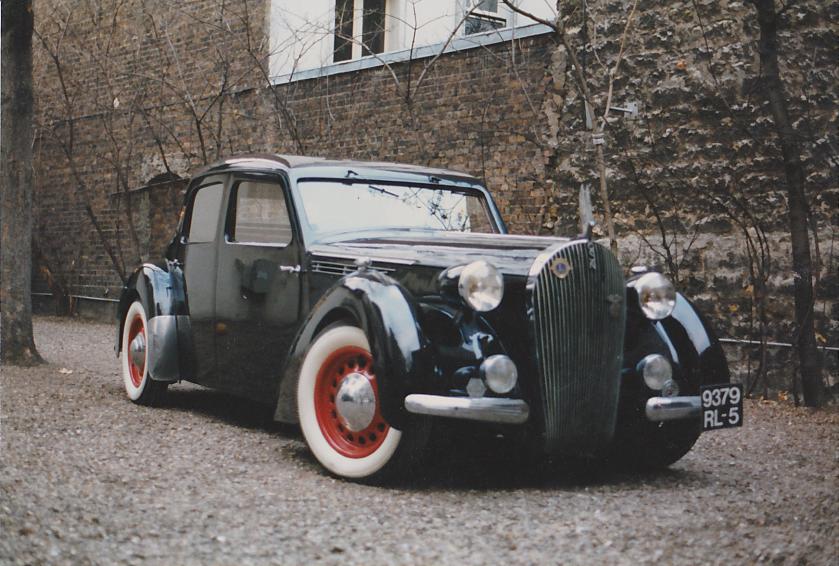 1938 Avions Voisin modèle C30