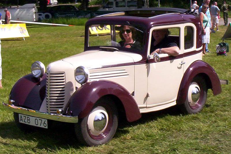 1938 Bantam Modell 60 Coupe 2