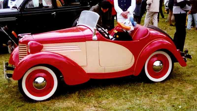 1938 Bantam Modell 60 Roadster