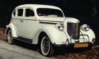 1938 chrysler royal C18 Sedan