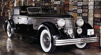 1938 Duesenberg model sj