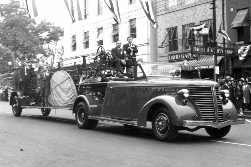 1939 American LaFrance 500 Series