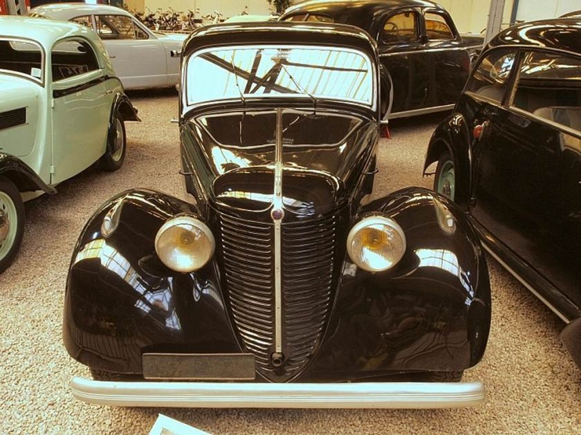 1939 Amilcar B38 Compound
