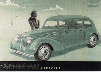 1939 Amilcar Compound