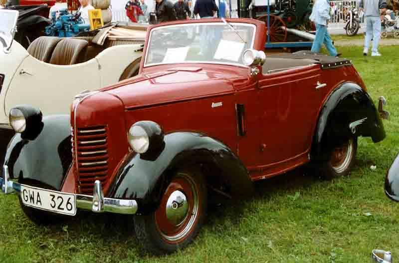 1939 Bantam Model 60 Convertible