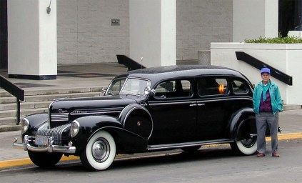 1939 Chrysler C24 Imperial 7 pass. Limousine
