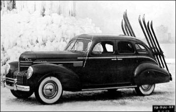 1939 Chrysler new yorker