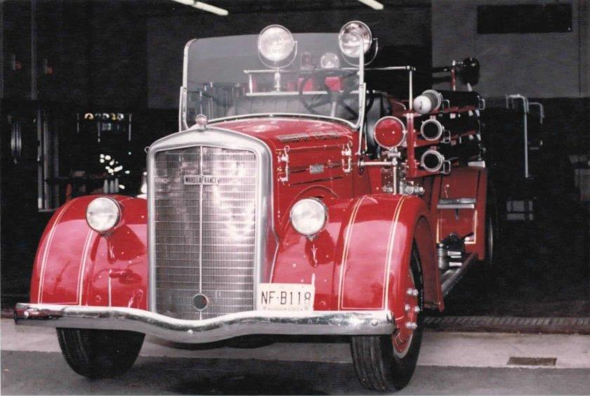 1939 Ward La France