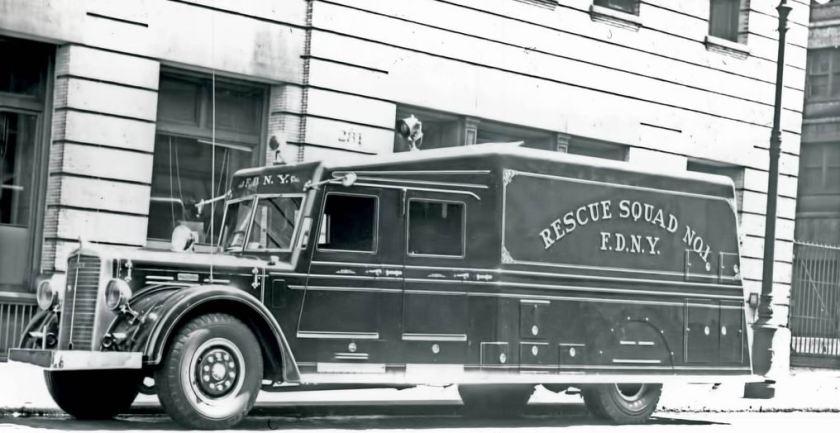 1939 Ward Lafrance Resque