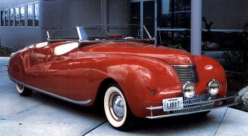 1940 Chrysler newport dual phaeton