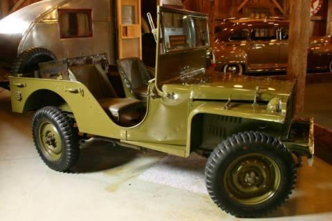 1941 american bantam-jeep