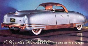 1941 Chrysler thunderbold