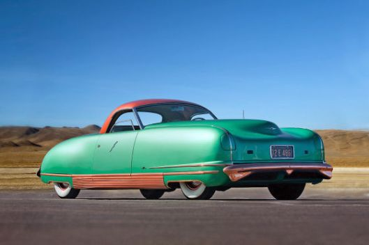 1941 Chrysler Thunderbolt Concept-Car-by-LeBaron-