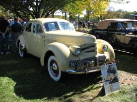 1941 Hupmobile Sedan Skylark
