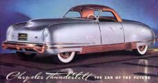1941 LeBaron Chrysler Thunderbolt