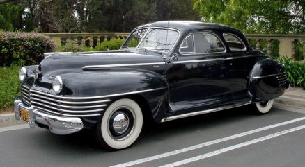 1942 Chrysler Windsor Club Coupe
