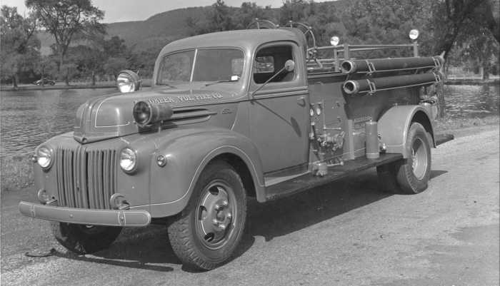 1944 Ford-Ward LaFrance