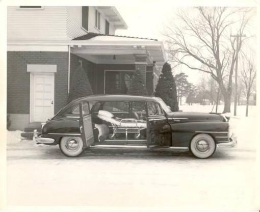 1946-48 Chrysler Sedambulance