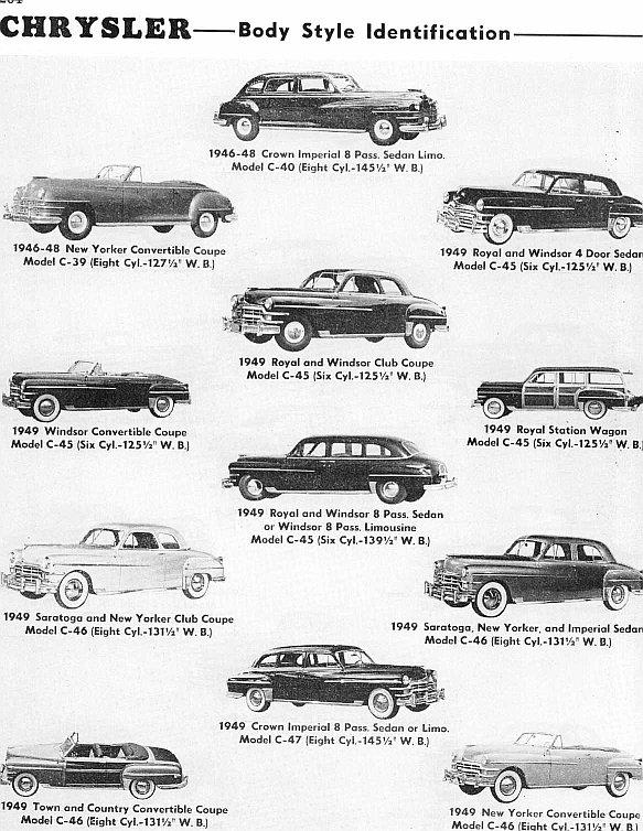 1946-49 Chrysler a
