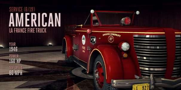 1946 American-lafrance-fire-truck