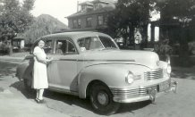 1946 Nash 4Door Sedan
