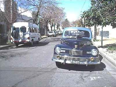 1946 Nash From Argentina