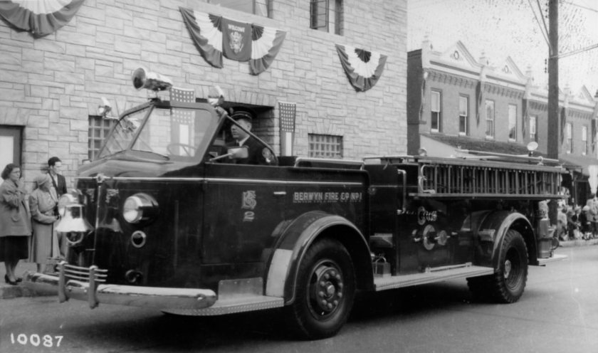 1947 American LaFrance Model 700 Pumper