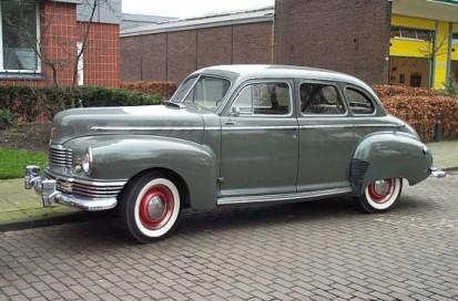 1947 Nash 600 Sedan