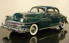 1948 Chrysler New Yorker Club Coupe
