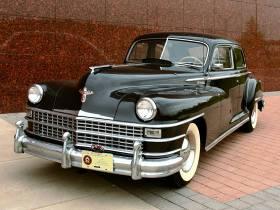 1948 Chrysler Town Limousine