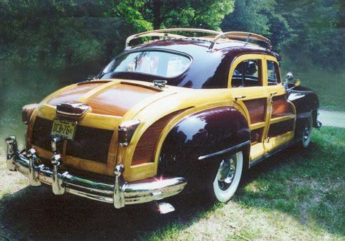 1948 Chrysler.