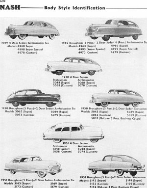 1949-51 Nash