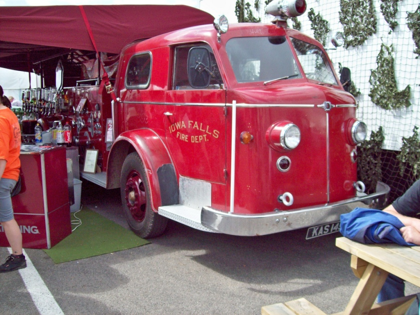 1949 American La France 700 Series Pump Engine 8590cc KAS