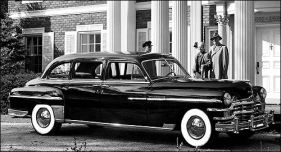 1949 Chrysler Crown Imperial Limousine