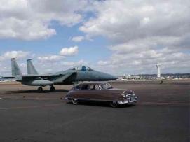 1949 Nash, Ambassodor Super, 4 Dr., 6cyl Sedan, with an F-15