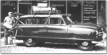 1950 Nash Deliveryman