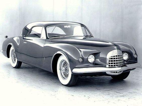 1951 Chrysler K310 Show Car