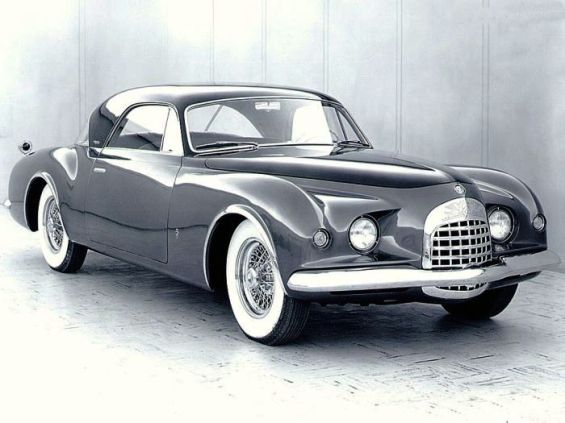 1951 Chrysler K310 Show Car