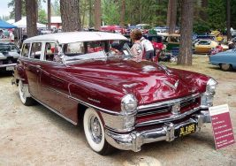 1951 Chrysler Town and Country Wagon by aldenjewell,