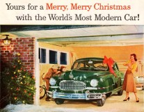 1951 Nash Ambassador Custom Series 5160 Sedan ad