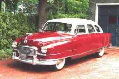 1951 Nash Canadian Statesman