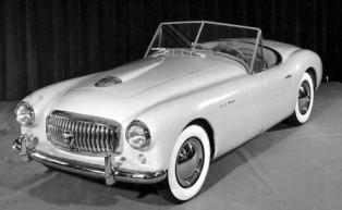1951 Nash-Healey PR-photo