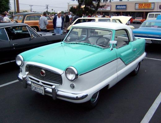 1953-1961 Nash Metropolitan