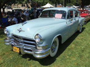 1953 Chrysler Imperial Custom limousine