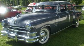 1953 Chrysler Imperial Custom