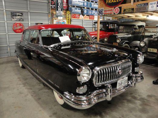 1953 Nash Ambassador Custom